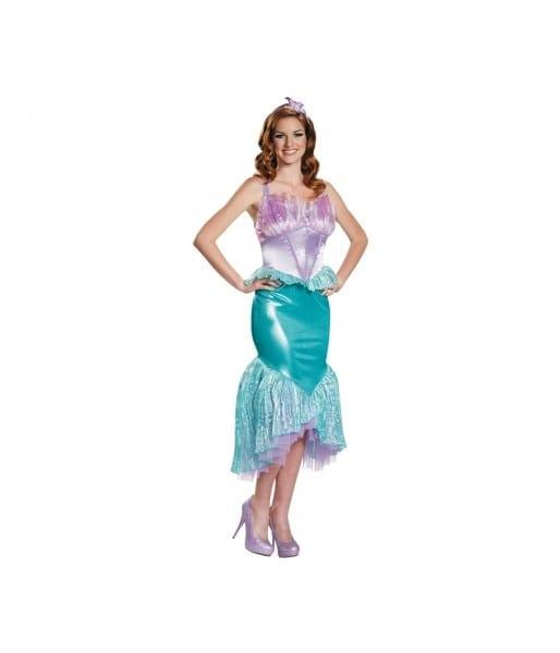 The Little Mermaid Ariel Womens Costume