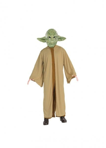 Yoda Deluxe Costume, Adult – The Costume Store Australia