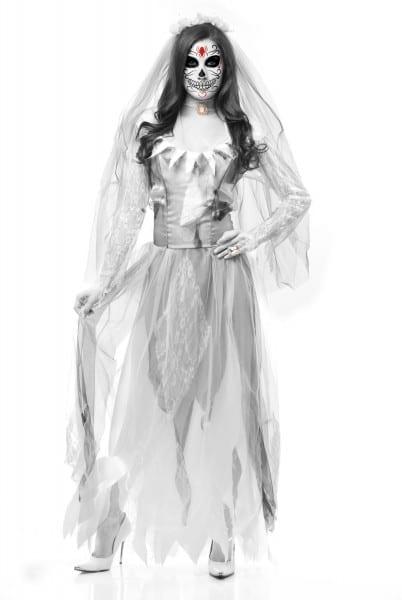 Zombie Bride Ghost Costume