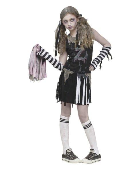 54 Dead Cheerleader Costume Ideas, Zombie Cheerleader Girls