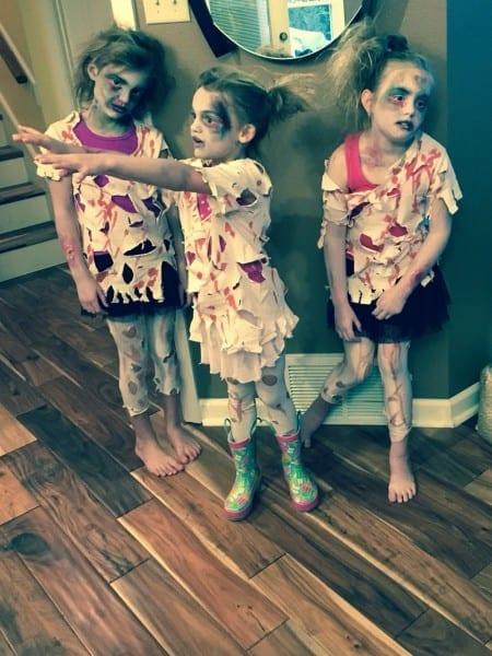 Kids Zombie Costumes
