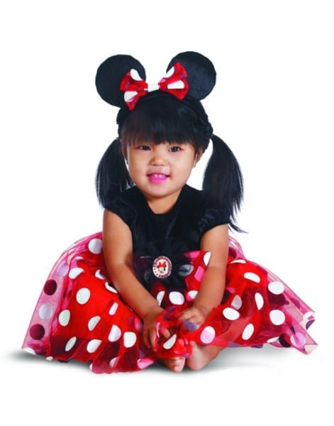 Minnie Infant Red 6