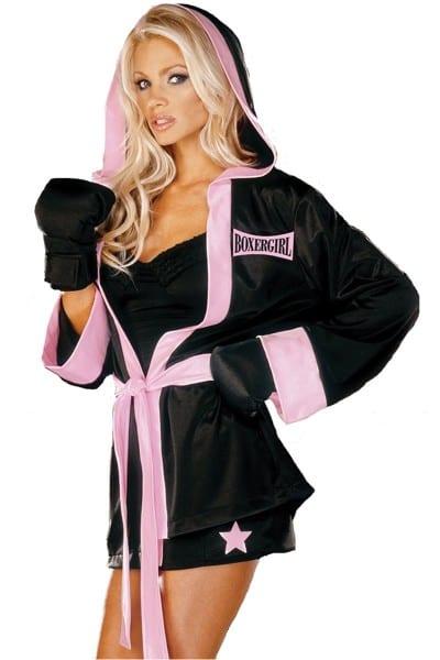 Boxer Girl Costume By Leg Avenue®