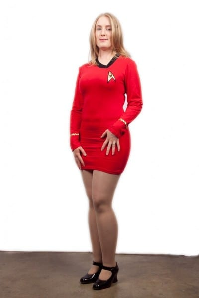 Star Trek Female Uniform