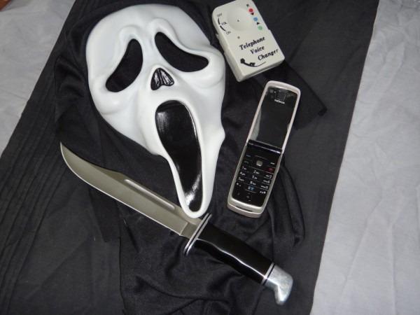 Scream 4 Voice Changer