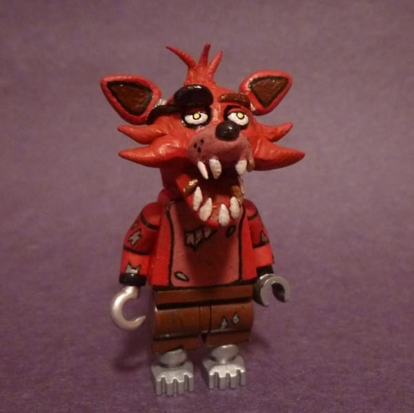 Lego Five Nights At Freddy's  Foxy