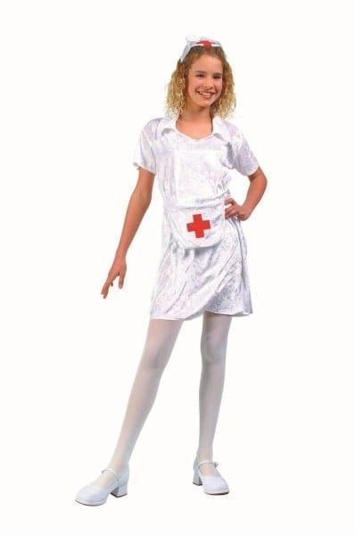 Girls Nurse Costume For Child