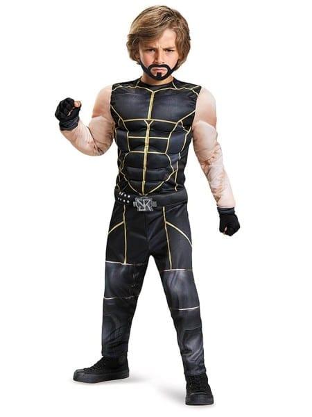 Seth Rollins Muscle Wwe Costume