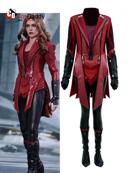 Scarlet Witch Cosplay Fromcostume