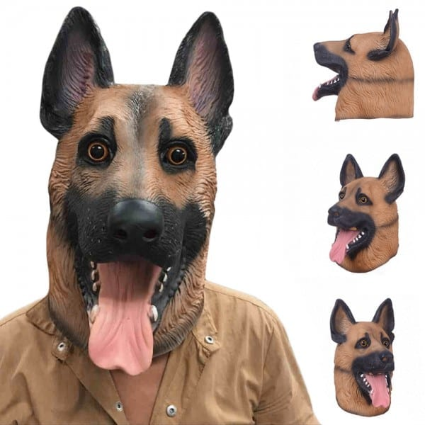 Buy Scary Dog Mask And Get Free Shipping On Aliexpress Com