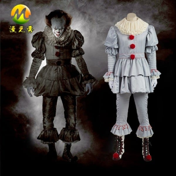 Aliexpress Com   Buy 2017 New Pennywise Costume Clown Cosplay