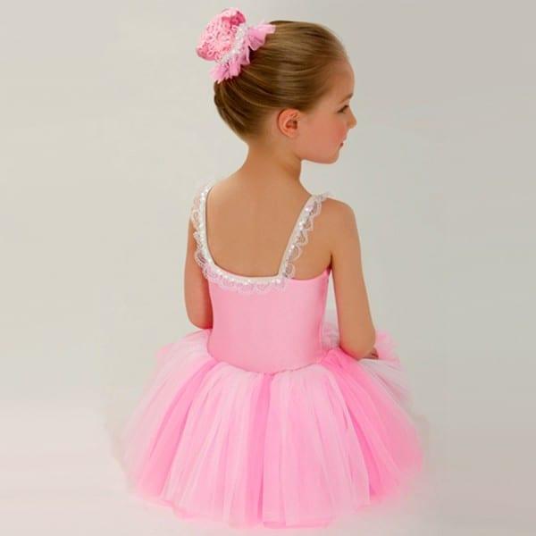 2018 Justaucorps Leotard Ballet Clothes Children Classical Tutu