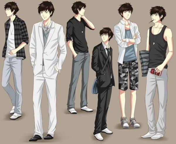 Anime Clothing