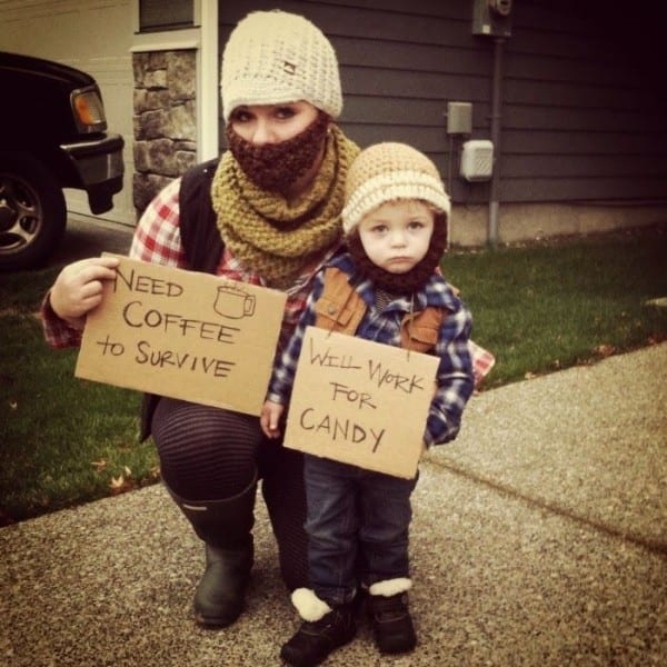 Best Mother And Son Halloween Costumes