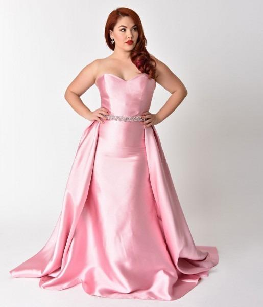 Unique Vintage's Disney Princess Prom Dresses Prove You Don't Need