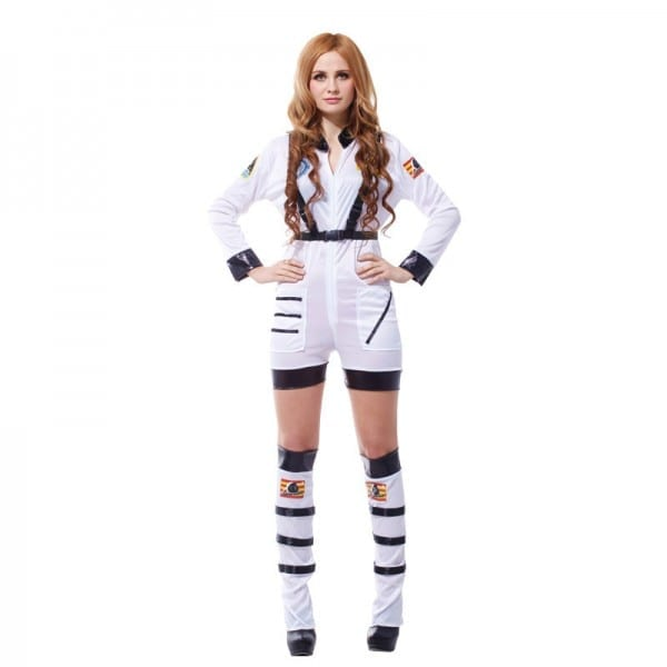 Buy Astronaut Costume Woman And Get Free Shipping On Aliexpress Com