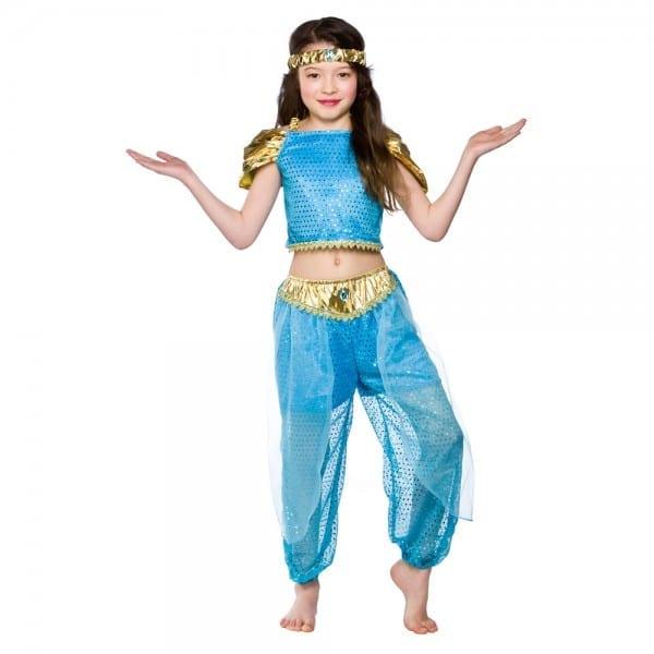 Child Arabian Princess Outfit Fancy Dress Costume Book Week