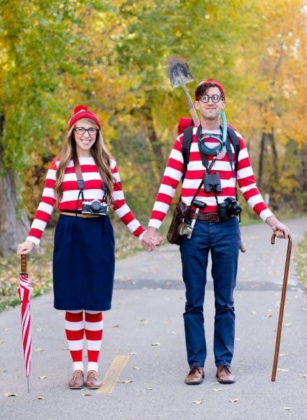 The House Of Cornwall  Where's Waldo And Wenda Halloween Costumes