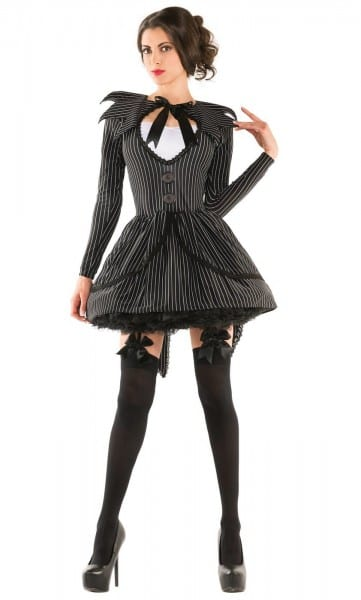 Jack Skellington Babe Costume