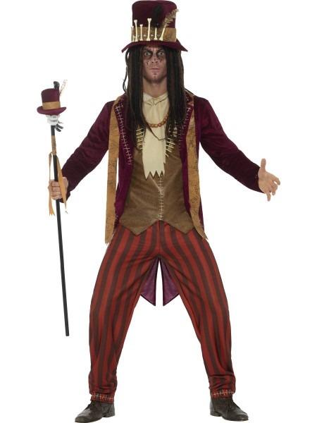 Deluxe Voodoo Witch Doctor Costume