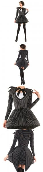 Halloween Costumes Women  Jack Skellington Costume Adult Female