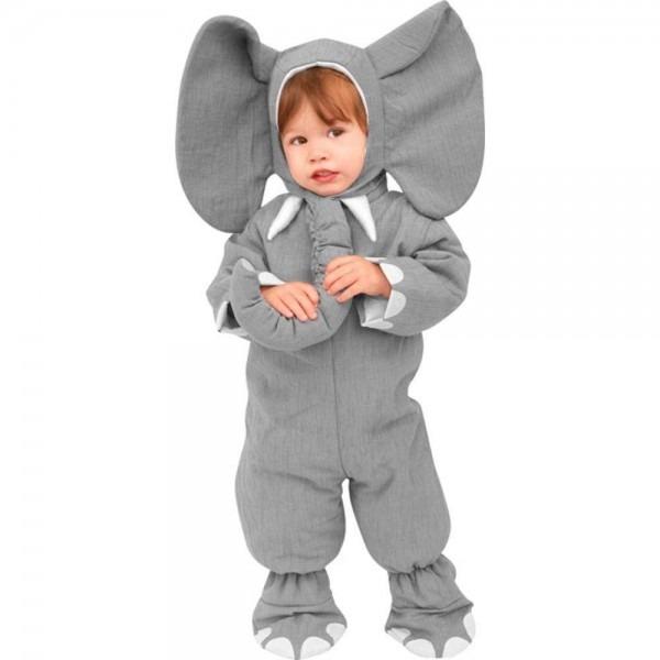 Amazon Com  Child's Toddler Heirloom Elephant Costume (2