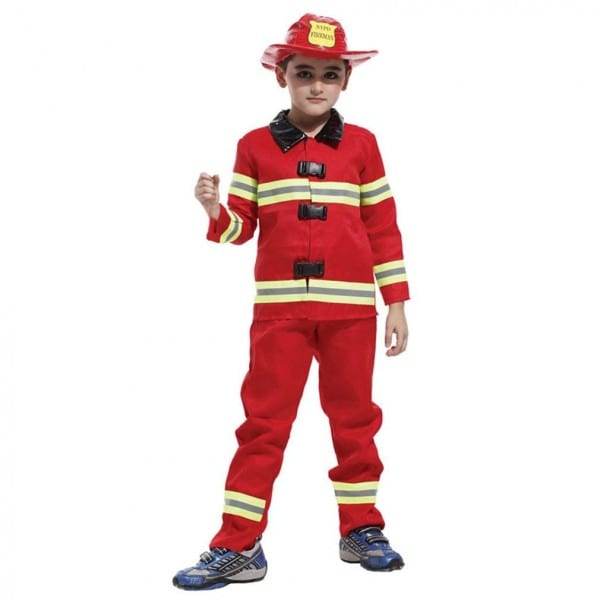 Amazon Com  Kids' Fireman Dress