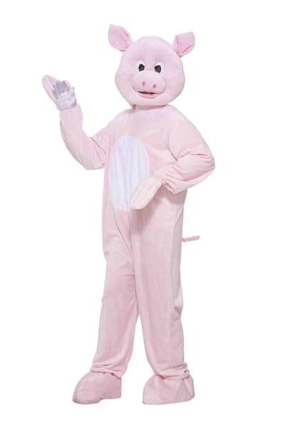 Amazon Com  Pig Mascot  Clothing