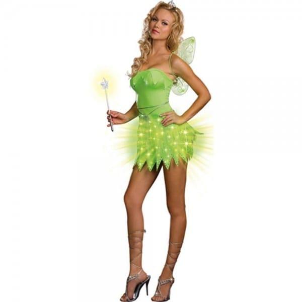 Amazon Com  Bright Sprite Adult Costume