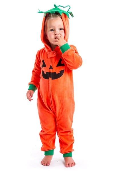 Baby Pumpkin Costume  Cute Toddler's & Infant's Pumpkin Onesies