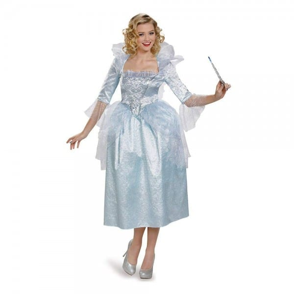 Amazon Com  Disguise Women's Fairy Godmother Movie Adult Deluxe