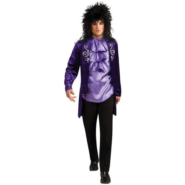 Amazon Com  Rubies Glam Rock Star 70s 80s Mens Prince Halloween
