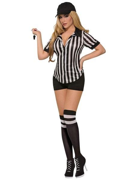 Amazon Com  Sexy Referee Shirt