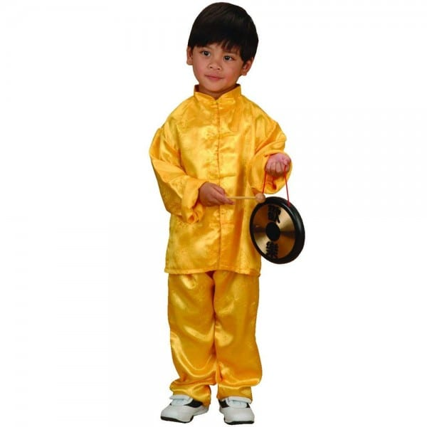 Amazon Com  Chinese Boy Kids Costume