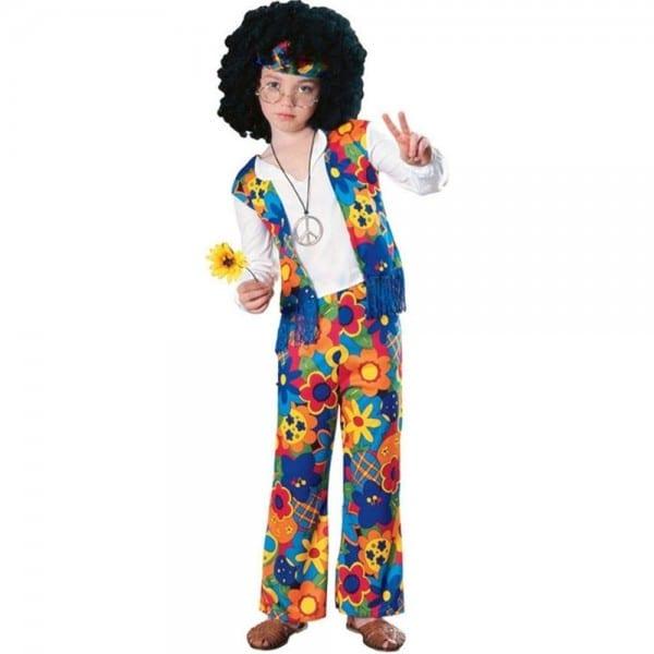 Amazon Com  Hippie Boy Kids Costume  Toys & Games