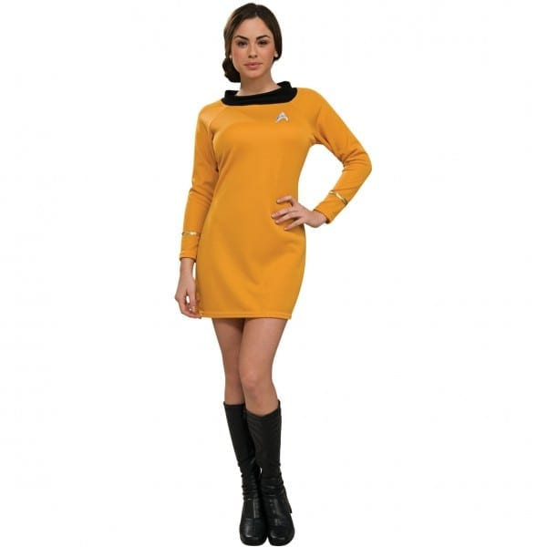 Rubie's Costume Adult Deluxe Star Trek Female Commander Uniform