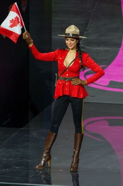 2013 Miss Universe National Costume Show Miss Canada