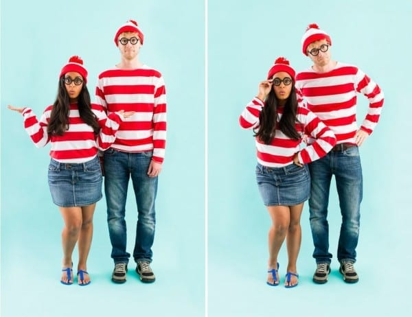 Couples Halloween Costumes You Will Actually Want To Wear