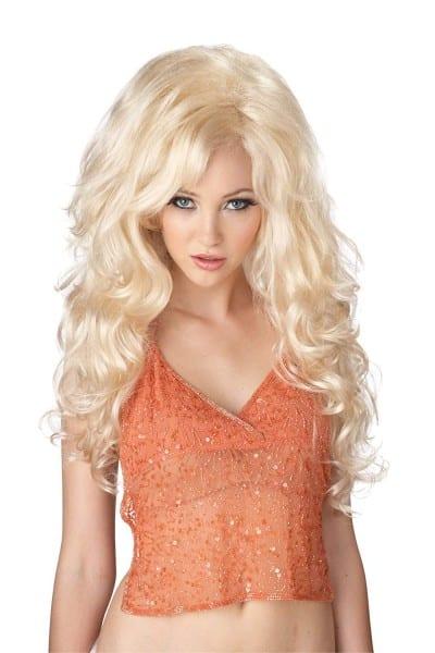 Amazon Com  California Costumes Bombshell Wig, Blonde, One Size