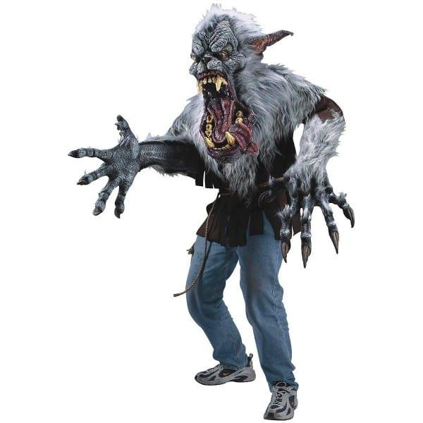 Amazon Com  Rubie's Costume Co Midnight Howler Creature Reacher