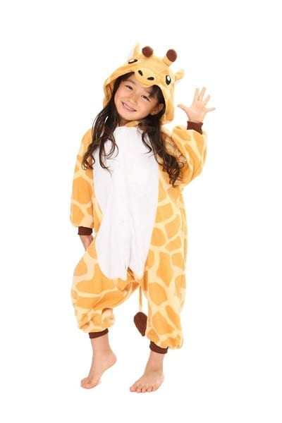 Amazon Com  Sazac Adult Giraffe Kigurumi  Clothing