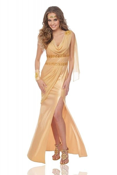 Amazon Com  Costume Culture Women's Sun Goddess Costume  Clothing