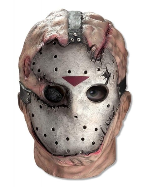 Amazon Com  Rubie's Friday The 13th Jason Voorhees Deluxe Overhead