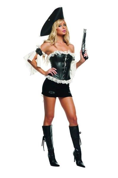 Amazon Com  Starline Women's Swashbuckler Sexy Pirate Costume