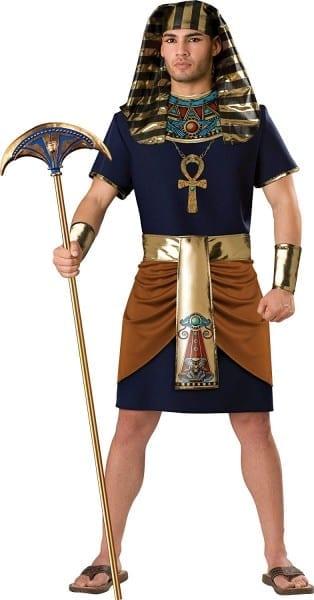 Amazon Com  Incharacter Men's Egyptian Pharaoh Costume  Clothing