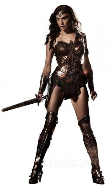 Gal Gadot Wonder Woman Costume