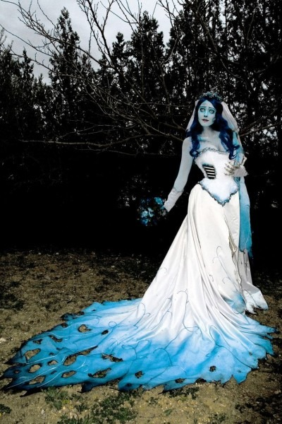 Best Corpse Bride Costume I've Ever Seen   Cosplay  Anime Lovers