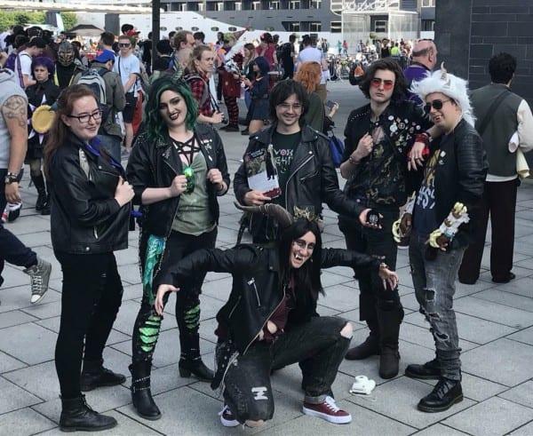 No Spoilers] Chroma Conclave Biker Gang   Criticalrole