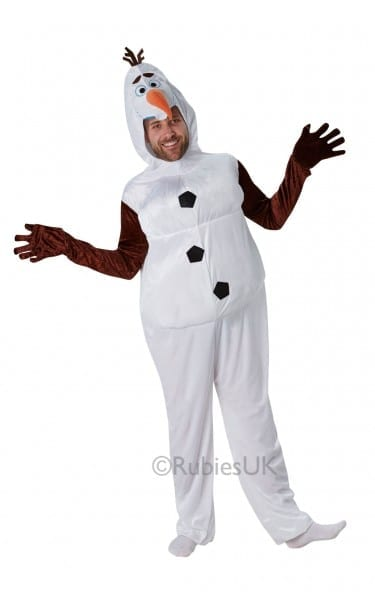 Olaf Adults Frozen Costume