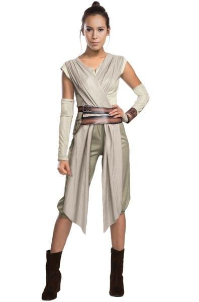 Rubies Star Wars The Force Awakens Women's Deluxe Adult Rey